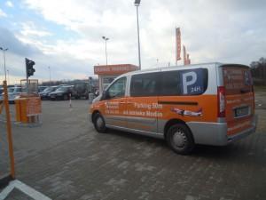 Parking Modlin