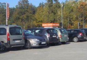 Parking Modlin Warszawa