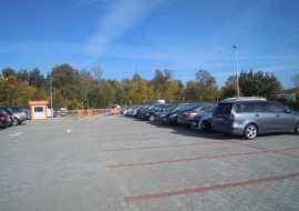 parking orange